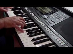 Fistful Of Dollars - (Title Theme - Cover) - Yamaha PSR-S970 - YouTube