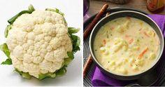 Nejlepší květáková polévka s mrkví a sýrem za 30 minut hotová recept