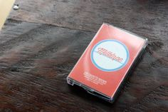 Milktape Mixtape – A USB Equipped Cassette - Really Cool Product Design. Read more at jebiga.com