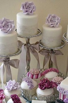 36 Totally Unique Wedding Cupcake Ideas ❤ See more: http://www.weddingforward.com/unique-wedding-cupcake-ideas/ #weddings #cakes