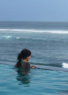 Nusa Lembongan, a small island near Bali, Indonesia