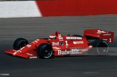 Bobby Rahal - Lola T88/00 Judd - Truesports - Checker 200 - 1988 PPG Indy Car World Series, round 1