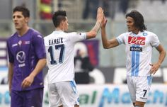Hasil imbang untuk Fiorentina yang ditahan Napoli 1-1   BDbola.com