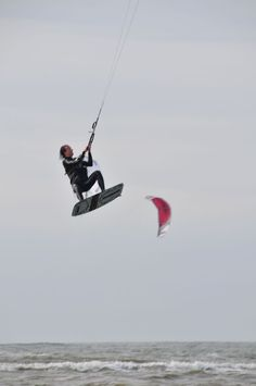 Me flying high...