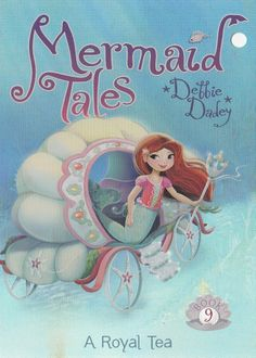 Mermaid Tales #9 from Simon and Schuster.  I just love the illustrations by Tatevik Avaykan.