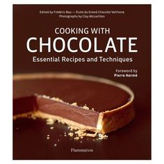 Cooking with Chocolate Book !!! Yummy #yummy #chocolate #cookbook