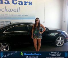 https://flic.kr/p/JaBimU   Happy Anniversary to Acacia on your #Mercedes-Benz #CLS-Class from Scott Alexander at Honda Cars of Rockwall!   deliverymaxx.com/DealerReviews.aspx?DealerCode=VSDF