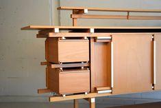 Stunning Sideboard After Gerrit Rietveld Diy Furniture Videos, Modern Furniture, Furniture Design, Timber Furniture, Fine Furniture, Furniture Ideas, Sideboard Buffet, Credenza, Furniture Factory