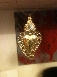 ex voto Pendant Necklace, Jewelry, Home, Vows, Jewlery, Jewerly, Schmuck, Jewels, Jewelery