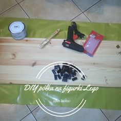 DIY, jak zrobic polke na figurki lego, lego polka Lego, Vacuums, Home Appliances, Diy, House Appliances, Legos, Vacuum Cleaners, Bricolage, Fai Da Te