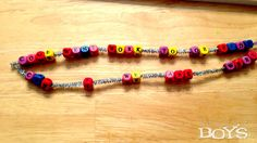 "This is a fun and simple way to help young children who are learning sight words. Children will love using letter beads and fuzzy sticks to make words. [""fuzzy sticks"" = pipecleaners, I think, lol] Learning Sight Words, Letter Beads, Young Children, Early Childhood, Simple Way, Sticks, Classroom Ideas, Beaded Bracelets, Joy"