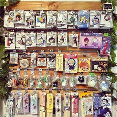 En #zaitama tenemos una amplia variedad de productos que solo están disponibles en la tienda de Providencia.  Entre ellos; productos exclusivos de la Ghibli Store que solo se venden en Japón !! Visítanos en metro Los leones más información: http://ift.tt/2sj6RKc