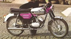 Zundapp KS50 Super Sport