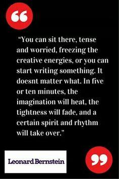 Leonard Bernstein Quote