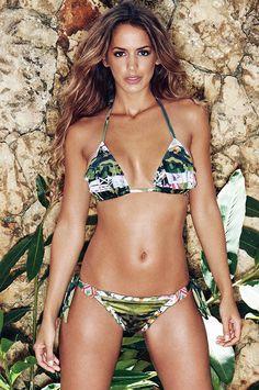 Agua Bendita, Colección de bikinis 2016