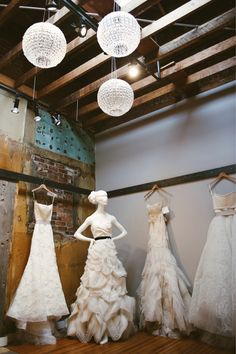 Anna Be Bridal Boutique / Chowen Photography