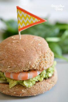Petits pains à l'épeautre complet pour burger Healthy buns