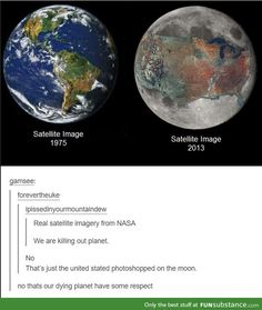 Earth is Dying!