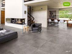 INSPIRATIE | Houtlook tegels in expressieve woonkamer | Jan Groen ...