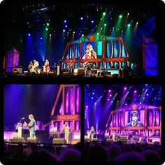 Want to visit The grand ole opry and see some of my favorite musicians play here