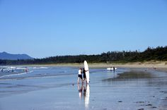 Have you ever been to #Wickaninnish Beach? Now added to Vancouver Island Content - Tofino