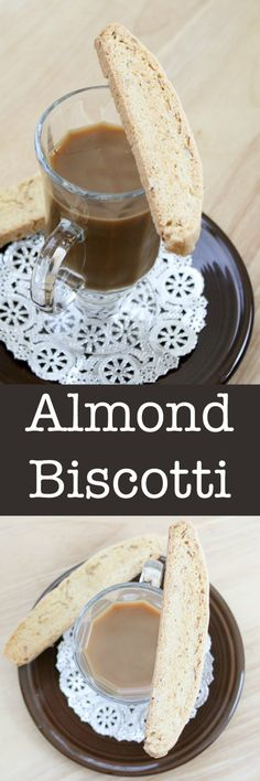 Find out why Almond Biscotti are easier to make than regular cookies! Also explore easy recipe adaptations for Anise, Hazelnut, and Orange biscotti.