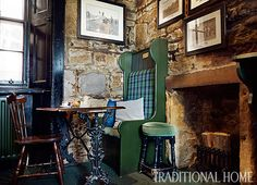 The Jigger Inn at The Old Course Hotel, Golf Resort & Spa in St. Andrews   Traditional Home