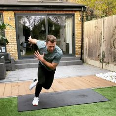 """@bradleysimmonds on Instagram: """"TABATA 🔥🤯  10 exercises that have my subscribers blowing 🥵 working 20 seconds max effort with a 10 seconds recovery completing 4 rounds…"""" Exercises, Workouts, Circuit Training, 10 Seconds, Tabata, Recovery, Effort, Instagram, Exercise Routines"""
