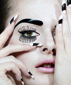 beauty,  fake eyelashes