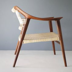 Bambi Easy Chair by Rastad and Relling for Bahus Norway For Sale at 1stdibs