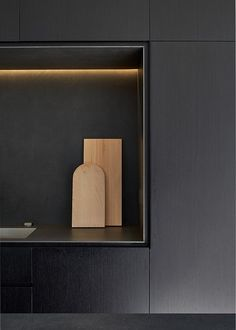 DKO's M House: Maximum Durability and Flexibility Bathroom Interior, Interior Design Kitchen, Modern Interior Design, Küchen Design, House Design, Style Loft, Joinery Details, Loft Kitchen, Wood Cladding