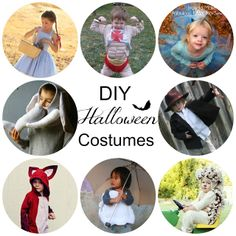 20 Best Kids Halloween Costume Tutorials | Alida Makes