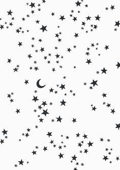 SKY BLACK AND WHITE Art Print by KIND OF STYLE