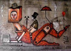 Artist: Raspazjan www.raspazjan.com  in Poland