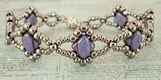 Best Seed Bead Jewelry  2017  Lindas Crafty Inspirations: Free Pattern -Silky Deco Chain