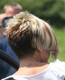 katniss everdeen hairstyles : kate gosselin hairstyles back view Whats Dis?: Kate Gosselins ...