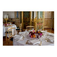 The King and Queen host a Sweden Dinner at the Royal Palace of... ❤ liked on Polyvore featuring home and kitchen & dining