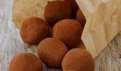 Kávové lanýže Christmas Sweets, Christmas Baking, Sweet Recipes, Snack Recipes, Snacks, Apple Cider, Ham, Sweet Potato, Nom Nom