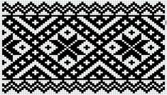 Kvarder i smøyg – Vevstua Bull-Sveen Knitting Charts, Knitting Stitches, Knitting Patterns, Hardanger Embroidery, Cross Stitch Embroidery, Cross Stitching, Tapestry Crochet Patterns, Loom Patterns, Cross Stitch Borders