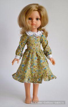 Летние платья для девочек от Паола Рейна, и не только / Одежда и обувь для кукол - своими руками и не только / Бэйбики. Куклы фото. Одежда для кукол