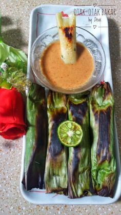 Home Recipes, Fish Recipes, Seafood Recipes, Indonesian Desserts, Indonesian Cuisine, Easy Cooking, Cooking Recipes, Healthy Recipes, Traditional Cakes
