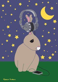Rabbit Music by Federico Monzani