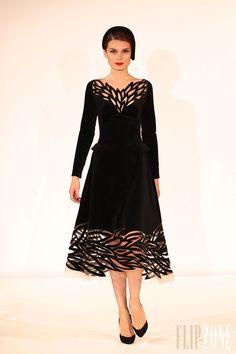 Yulia Yanina - Couture - Sonbahar-Kış 2013-2014