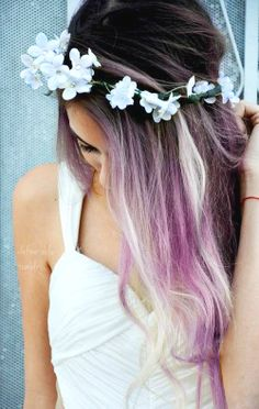 This hair color is incredibly beautiful. ❤️