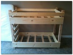 These are amazing if you are looking to save space and keep your children together. Crib Size Toddler Bunk Beds by LiL Bunkers Small Toddler Bed, Toddler Bunk Beds, Bunk Beds Boys, Girls Bedroom, Childrens Bedroom, Bedroom Ideas, Bedrooms, Kids Room Wall Art, Diy Bed