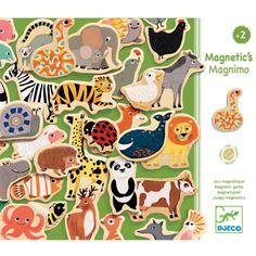 magneten magnimo djeco | ilovespeelgoed.nl