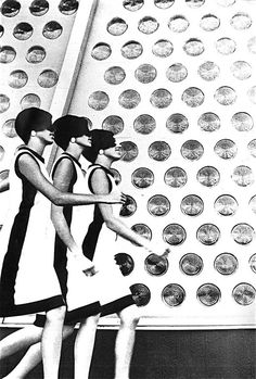 Vogue, 1966    Photo by Helmut Newton