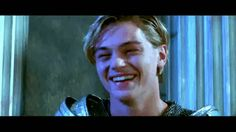 Discover & share this Romeo And Juliet GIF with everyone you know. GIPHY is how you search, share, discover, and create GIFs. Leonardo Dicaprio Romeo, Leonardo Dicapro, Smile Gif, Jack Dawson, Cinema, Romeo And Juliet, My Guy, Titanic, Aesthetic Pictures