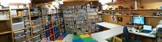 LEGO Room Panorama   by jvwinden
