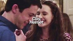 hannah baker, clay, and hannah image